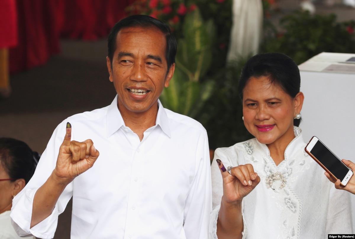 Joko Widodo rizgjidhet president i Indonezisë
