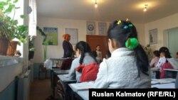 Школа в Джалал-Абаде