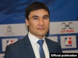 Серік Сәпиев, Қазақстан спорт және дене шынықтыру комитетінің төрағасы.