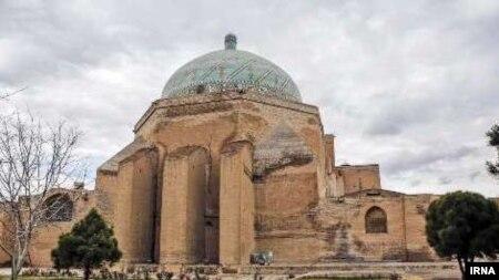 مسجد جامع قزوین یا مسجد جامع عتیق یا مسجد جامع کبیر