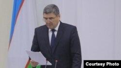 Ташкент облысының бұрынғы әкімі, генерал Ахмаджон Усманов.