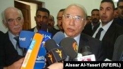 رئيس مجلس القضاء الأعلى القاضي مدحت المحمود