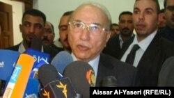 رئيس مجلس القضاء الاعلى القاضي مدحت المحمود