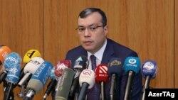 Əmək və əhalinin sosial müdafiəsi naziri Sahil Babayev