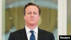 Дэвид Кэмерон, Ұлыбритания премьер-министрі.