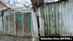 Молдова, село Валя-Трестиень