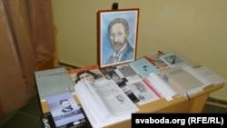Партрэт, намаляваны глыбоцкім настаўнікам Юр'ем Кілбасічам