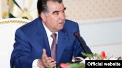 Эмомалӣ Раҳмон, раисиҷумҳури Тоҷикистон