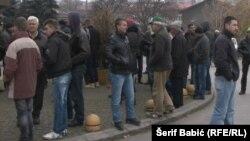 Protest u Zenici