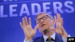 Співзасновник Microsoft, філантроп Білл Ґейтс