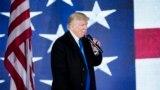 ABŞ-nyň saýlanan prezidenti Donald Tramp, Waşington, 19-njy ýanwar, 2017.
