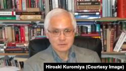 Профессор Хироаки Куромия