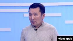 Миржан Балыбаев.