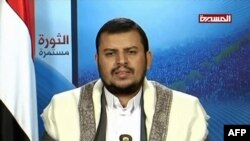 عبدالمالک الحوثی میگوید شورشیان، فناوری موشکی خود را توسعه دادهاند.