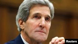 U.S. Secretary of State John Kerry (file photo)