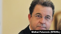 Прокурор Международного трибунала по бывшей Югославии Серж Браммерц