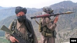 Бойовики «Талібану» (ілюстраційне фото)