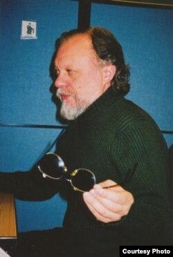 Игорь Померанцев. Прага, 2007. Фото Ив.Толстого