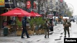 Prani e shtuar e pjesëtarëve të sigurisë në Belgjikë pasi është rritur alarmi i sigurisë