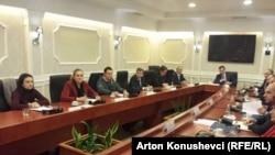 Nga takimi i Kryesisë së Kuvendit...