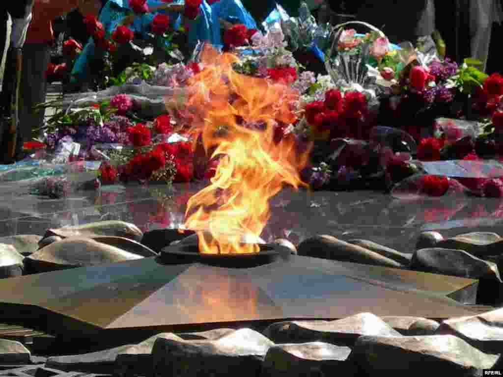 Алматыдағы Жеңіс күні мейрамы #6