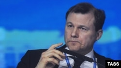 Russian Post General Director Dmitry Strashnov