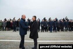 Pavel Filip și Vadim Krasnoselski