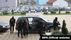 Hapšenja u BiH u akciji Damask, 2014. godine, ilustrativna fotografija