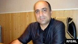 Руководитель Общественного объединения «Поддержка демократии» Эмиль Мамедов, 2009