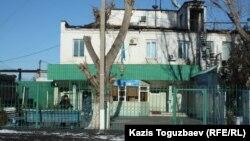 Алматы облысы Заречный кентіндегі түзеу мекемесінің сыртқы көрінісі.