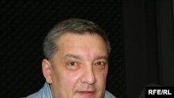 გია ვოლსკი, გეოპოლიტიკური კვლევების ცენტრის წარმომადგენელი