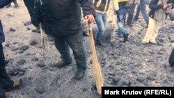 Классическое киевское орудие протеста