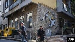 Foto nga aksioni policor