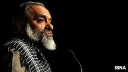 سرتیپ پاسدار محمدرضا نقدی، رییس سازمان بسیج مستضعفین