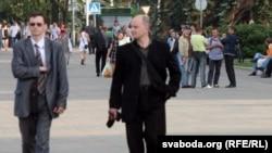 """Начало акции """"Революция через социальные сети"""" в Минске 6 июля"""