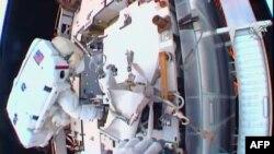 قرار است دو فضانورد امریکایی پس از سفر۱۹ ساعته،امروز بهایستگاه فضایی بینالمللی برسند.