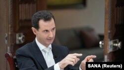 Архивска фотографија- претседателот на Сирија Башар Ал Асад