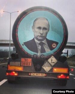 Путин: скорость максимальная. Фото Елицы Греганович