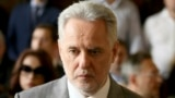 Dmytro Firtash attends his trial at the Austrian Supreme Court in Vienna on June 25.