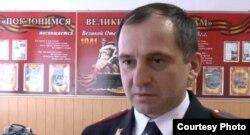 Главный обвиняемый - экс-начальник ЦПЭ МВД Ингушетии Тимур Хамхоев