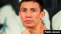 Геннадий Головкин. 17 қаңтар 2013 жыл.