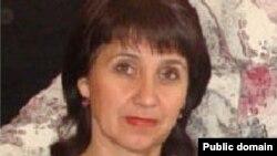 Сания Исмәгыйлева