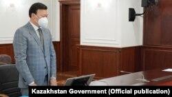 Алексей Цой, Қазақстан денсаулық сақтау министрі