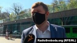 Олександр Корнієнко, народний депутат, перший заступник голови фракції «Слуга народу»