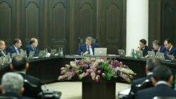 Կառավարության նիստն առաջին անգամ անցավ դռնփակ