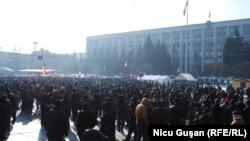 La protestul din PMAN