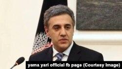 یما یاری سرپرست وزارت ترانسپورت افغانستان