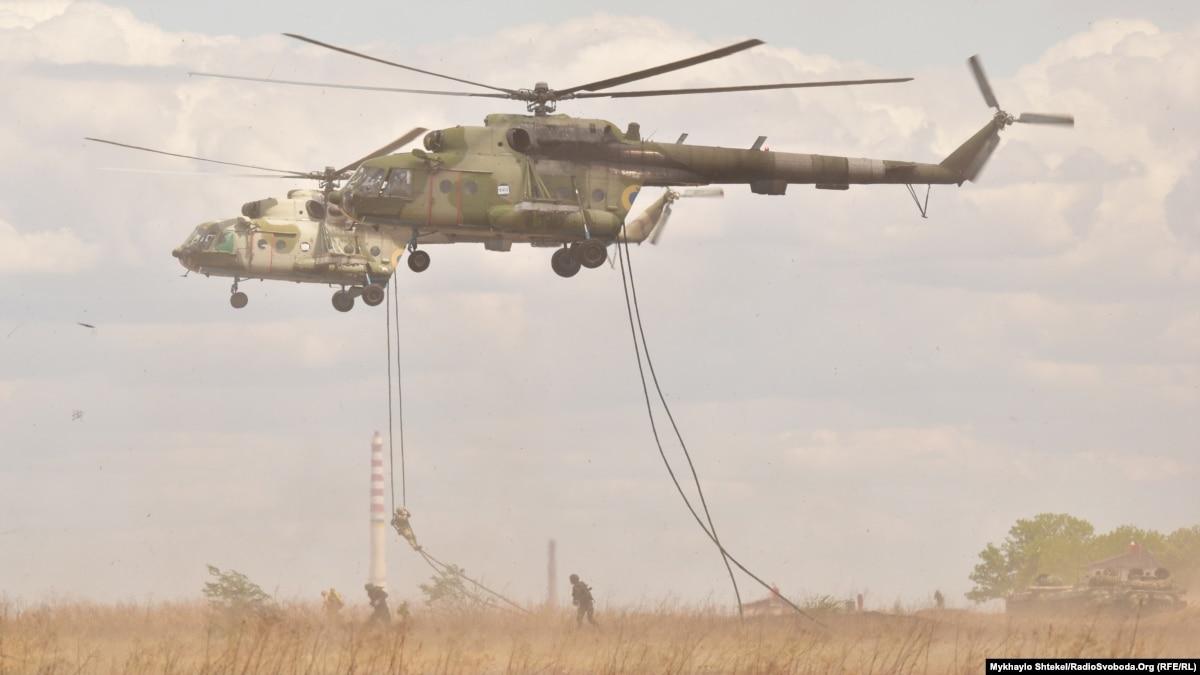 Сухопутные учения «Си Бриз-2019» в фото – с вертолетами, артиллерией и бронетехникой