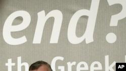 ХВҚ-ның өкілі Грекияда қарыз дағдарысын талқылады. 19 қыркүйек.2011