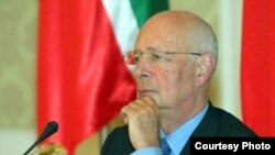 Основачот на Светскиот економски форум Клаус Шваб